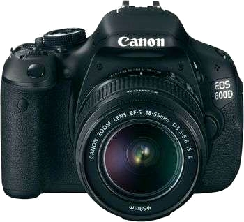 Canon EOS 600D Kit EF-S 18?55 mm IS