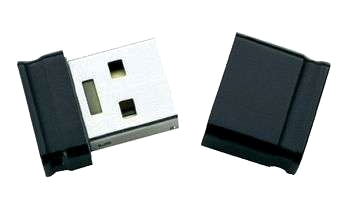 Intenso USB-minne 4GB Micro Line